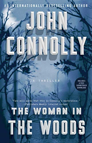 Cover of The Woman in the Woods from Amazon.